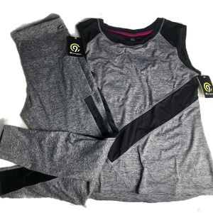 Champion fitness outfit